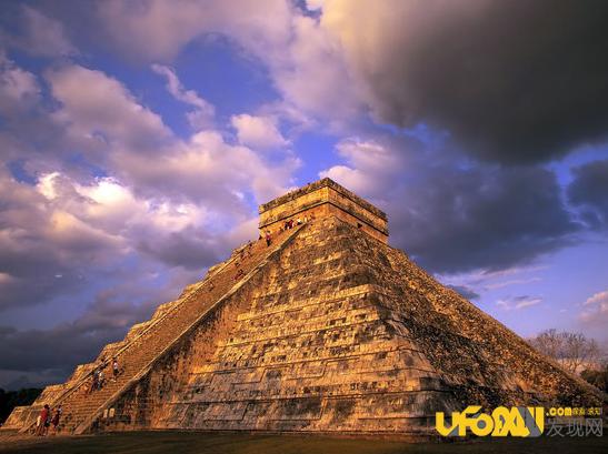 最新研究证明:玛雅金字塔是中国人建造?