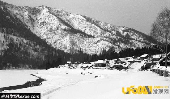 俄罗斯西西伯利亚地区频发雪人目击事件