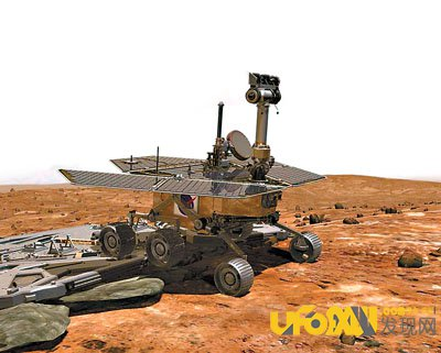 中国火星计划曝光:计划5年内发射火星探测器