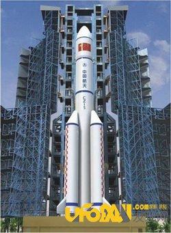 """长征五号运载火箭:亚洲第一""""重""""箭"""