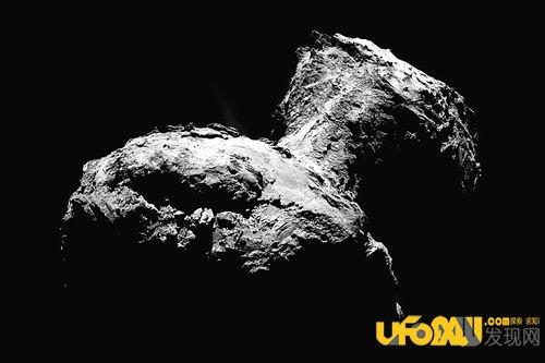 科学家们发现外星人采矿船已登陆太阳系