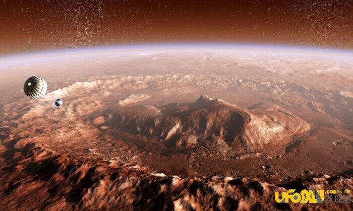 外星人为抢夺太阳:消灭了火星文