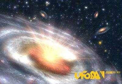 """宇宙起源或源于反复膨胀收缩的""""大反弹"""""""