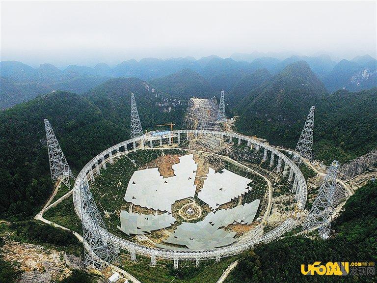 我国射电天文望远镜领先世界,FAST望远镜世界领先