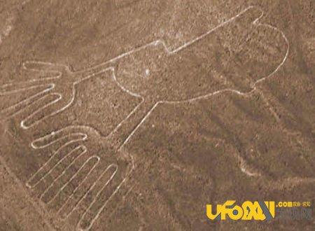 秘鲁的纳斯卡线遗址:竟是外星人遗留