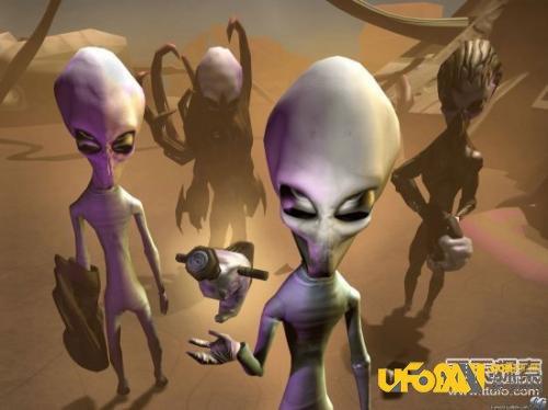 科学家曝光外星人的秘密:寻找地球上的外星人