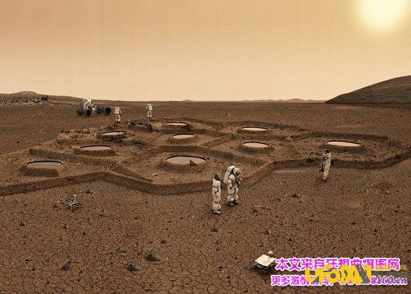 火星上有什么:俄罗斯竟启动火星移民计划
