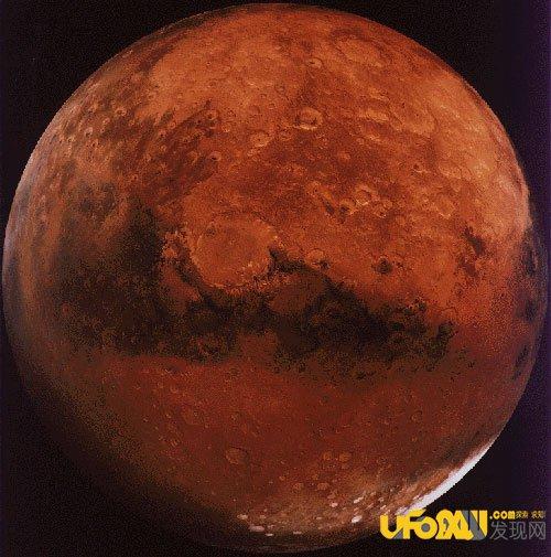 科学家称:火星并不存在生命,沸水可能引起火星沙崩