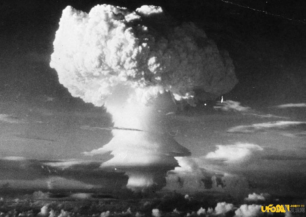 ufo击落美国核导弹真相:竟是UFO闯入北约军演