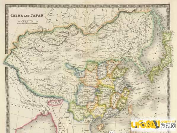 独家揭秘:中国最早的附属小国竟有这些国家