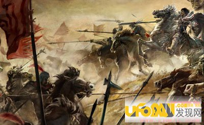 刘邦和项羽的故事 鸿门宴不杀刘备自刎乌江