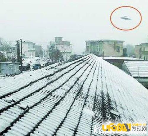 中国击落UFO外星人真相情况竟是这样