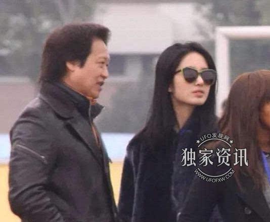 刘亦菲摆脱陈金飞了吗