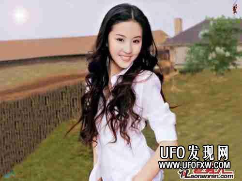 刘亦菲为什么那么漂亮,原来一家都是大美女