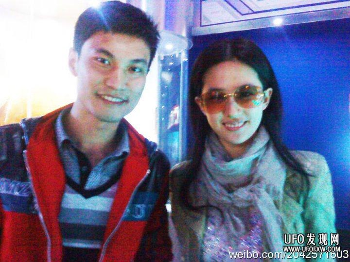 刘亦菲真人有多漂亮,刘亦菲真人漂亮吗