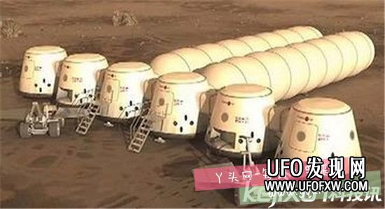 火星移民资料图