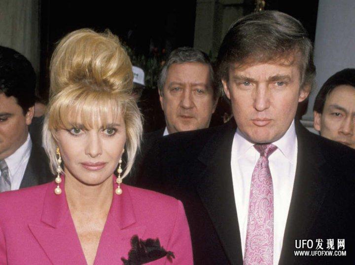 川普与女儿的合影恶心,特朗普女儿蒂芙尼照片