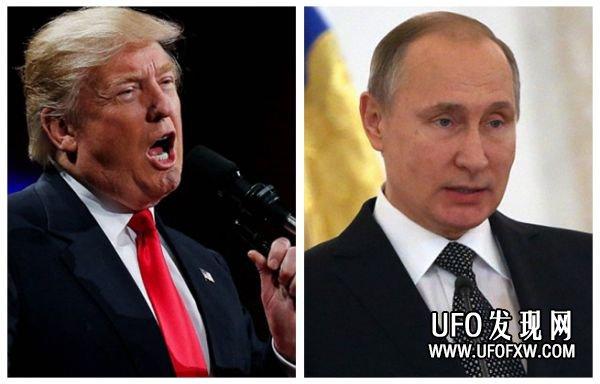 特朗普对俄罗斯态度:或将采取缓和政策