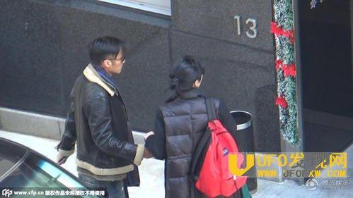 王菲和谢霆锋最新消息:遭家长强