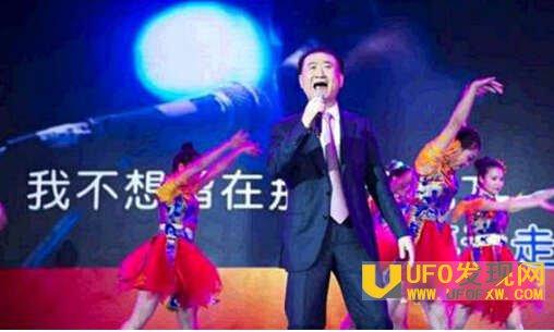 王健林年会唱的什么,王健林2016年年会唱歌