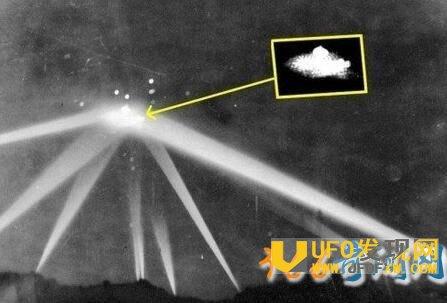 震惊全球的ufo真实图片 惊人内幕大曝光
