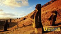 复活岛的摩艾石像中发现抗老泉源!