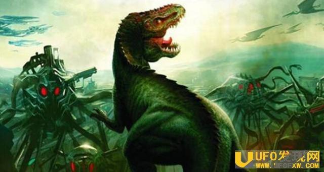恐龙突然灭绝 科学家发现或是外星人利用激光扫射