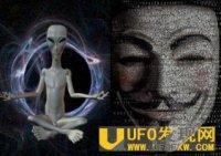 """国际黑客组织""""匿名者"""": NASA将公布发现外星人"""