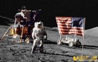 NASA隐瞒月球上的UFO? 俄媒体称