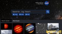 """NASA开放14万份宇宙高清大图 全方位看清""""来自星星的你"""""""