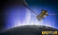土卫二发现神秘的间歇泉 科学家表示这次离外星人不远了