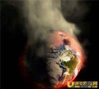 地球毁灭的十种方式 人类生死只在一线之间