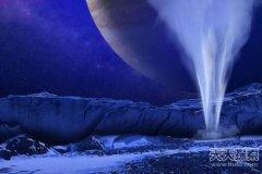 木卫二喷发高达200千米水柱 或存生命