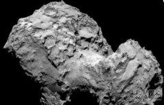 太牛了!欧洲探测器传回彗星高清