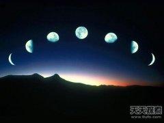 月亮活动影响人类的睡眠系统