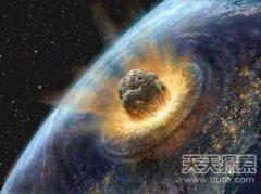 公汽大小行星昨擦过地球 堪比原子弹