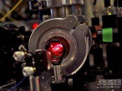 最强冷分子处世:比绝对零度还低2.5%