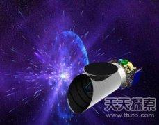 """美宇航局研发新型""""暗能量""""空间望远镜"""