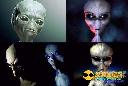 外星人绑架的离奇遭遇 画出怪异图像