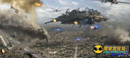 外星人有暴力倾向!人类如何应对入侵