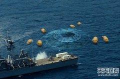 美海军演习意外撞见海底神秘UFO