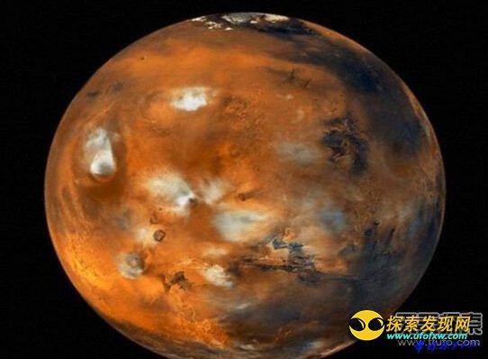火星发现粘土矿物存在过微生物生命