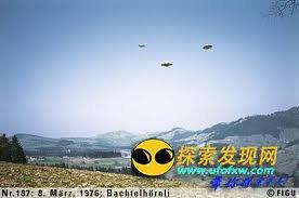 英国雷达屏幕监测到UFO舰队 吓坏雷达班长