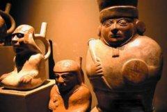 古代帝陵陪葬珍宝:纯金面具举世闻名
