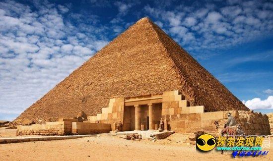 金字塔内部之谜:竟然能保鲜牛奶(2)