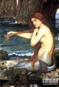 传说是真?南海渔民捕到罕见人鱼