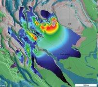 60万年前曾有沙尘暴火星发现地下干冰库