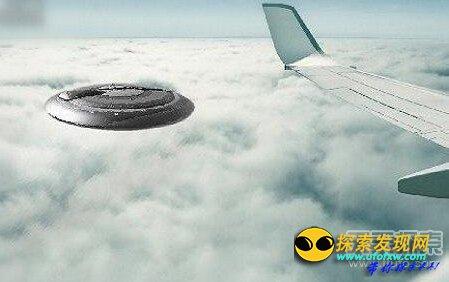 贵阳ufo曝光 民航飞机被跟踪无法起飞(2)