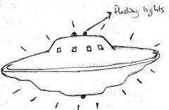 惊人!英国公布4000页UFO飞碟报告
