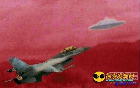 英公布UFO档案国防部曾下令击落UFO